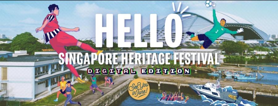 Singapore Heritage Festival: Digital Edition