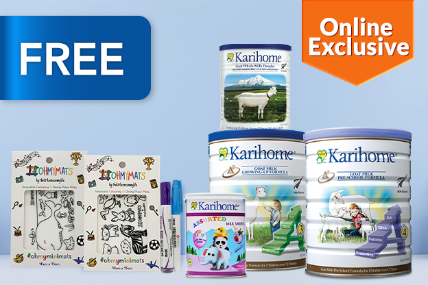 Get formula from Karihome