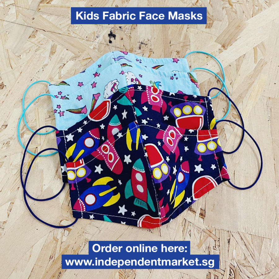 Get your face masks from Independent Market