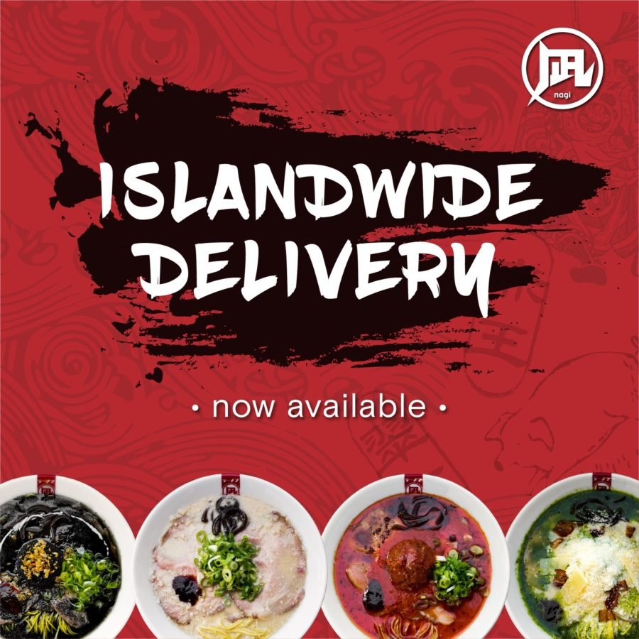 Order up a Ramen Nagi DIY Ramen Kit with Islandwide Delivery