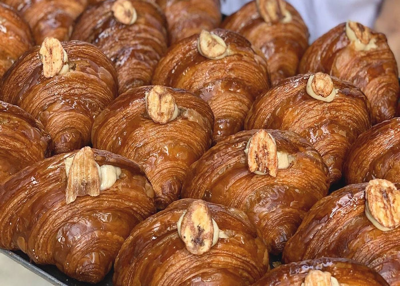 best dessert delivery in Singapore croissants from Brotherbird Milk & Croissants