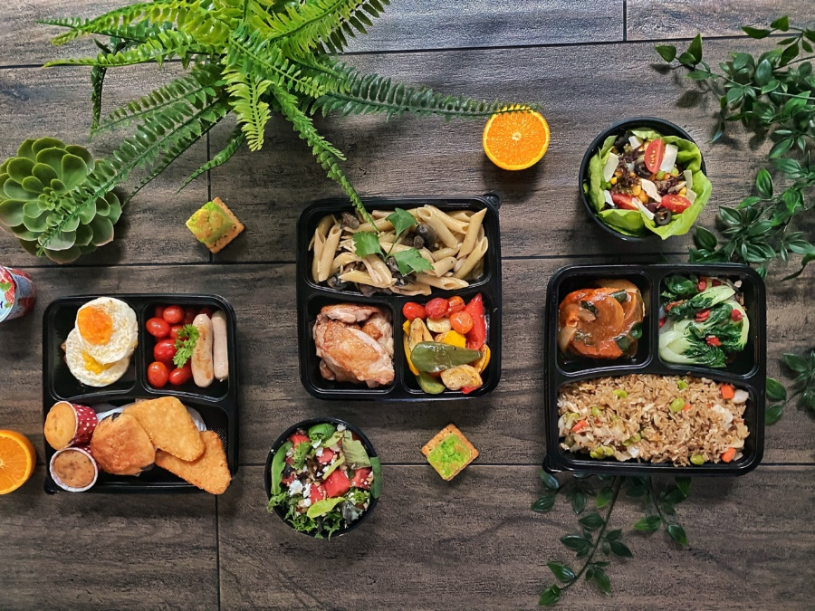 Hotel Jen Orchardgateway: Takeaway bentos and more