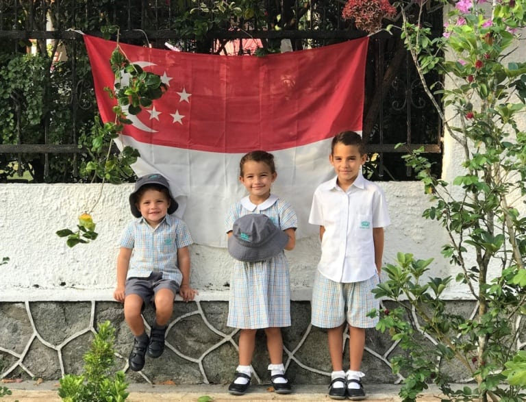 A school that feels like family: Charlotte Duque shares why she loves Dover Court International School