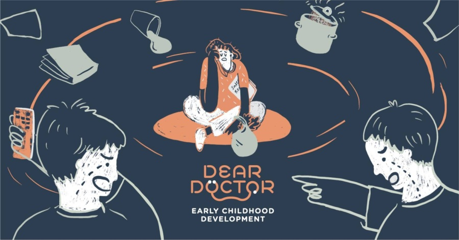 Dear Doctor – Case Study Discussion Series for Parents