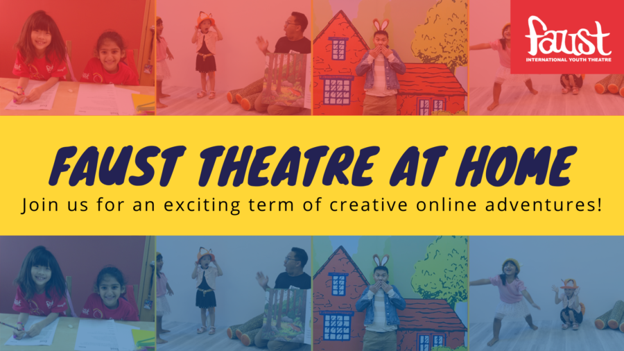 Online theatre programs from Faust International Youth Theatre Singapore