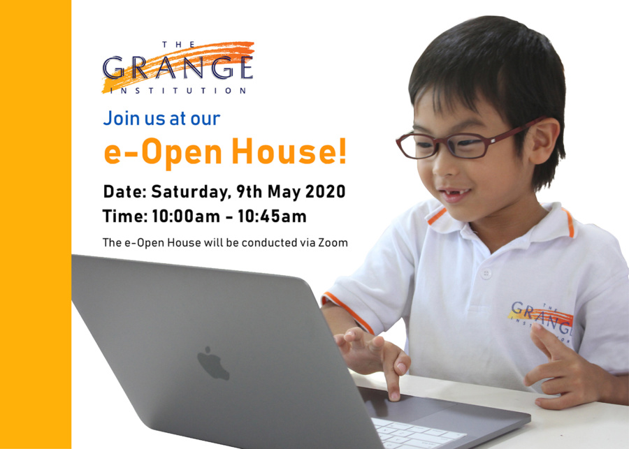 The Grange Institution e-Open House
