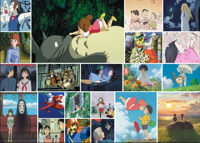 How to share your love of Studio Ghibli with your kids