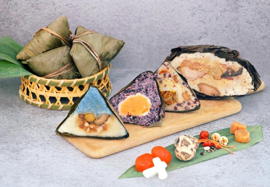 Rice Dumplings from Shang Palace
