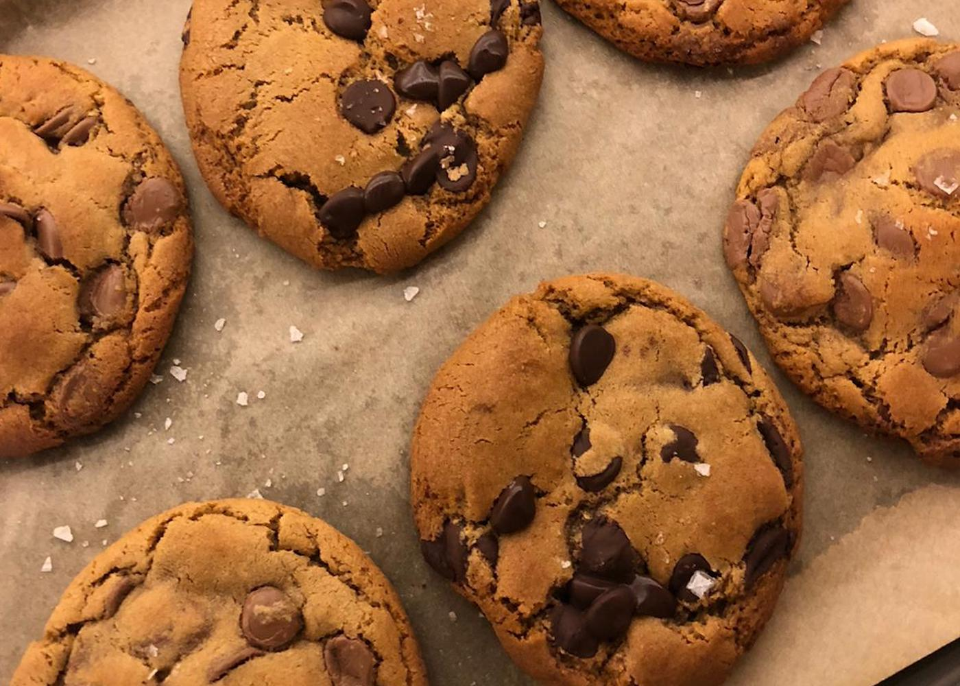 how to bake the best chocolate chip cookies cookie testing