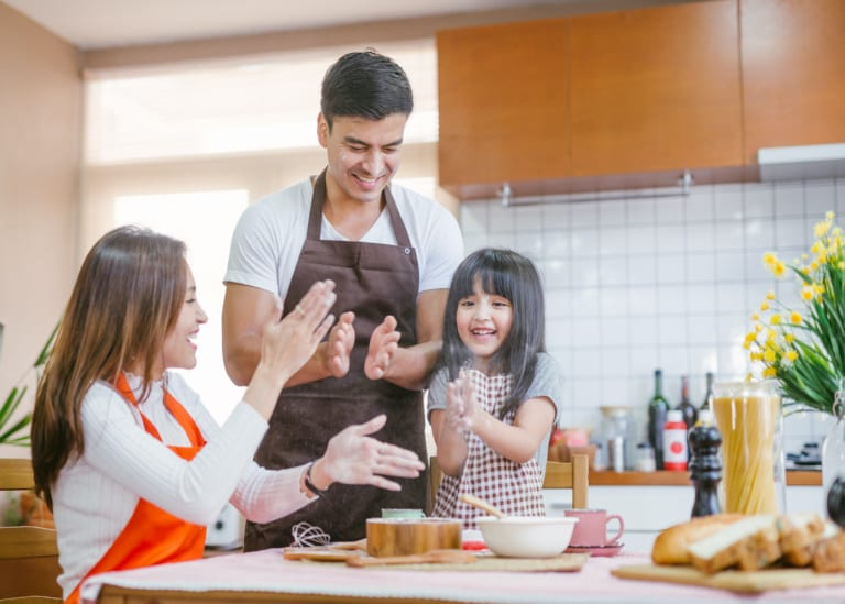 The ultimate guide to making it as parents: 5 things you need to add to your list