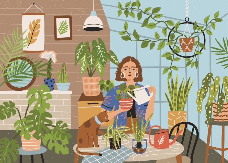 Want to be a good plant parent to your plant babies? Read this!
