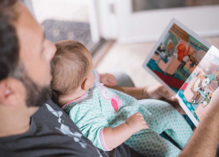Expert tips: how to nail story time with your kids