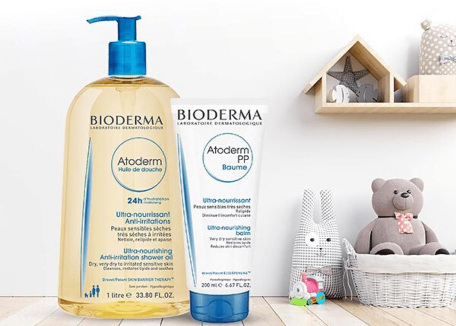 Bioderma Atoderm range