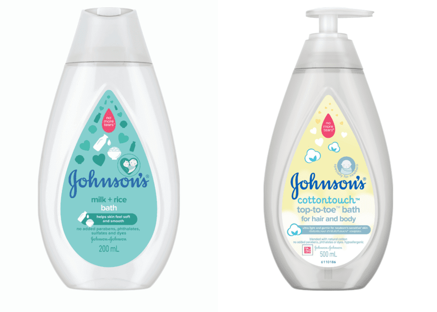 Johnson's Baby gentle products