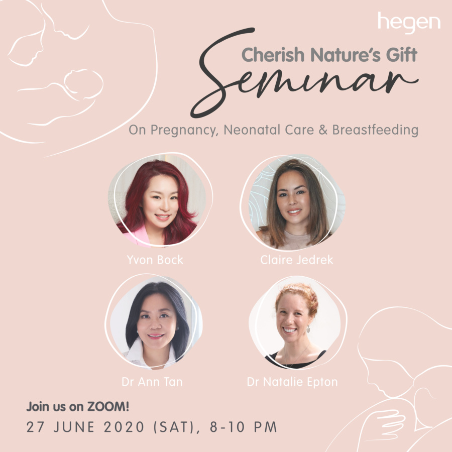 Cherish Nature's Gift Parenthood Seminar