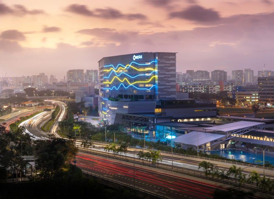 Nexus International School (Singapore)'s Immersive Virtual Tours