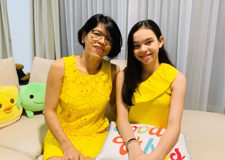 Why this mother and daughter love Stamford American International School (SAIS)