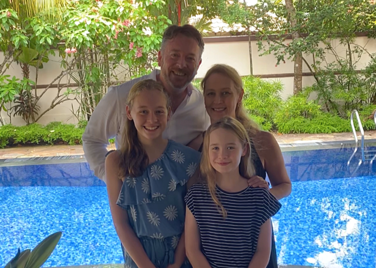 Learning made fun: Why this family chose AIS for their lively girls