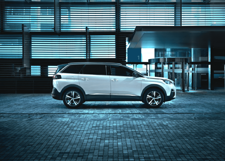 Get the family on board Peugeot's sleek and spacious SUV
