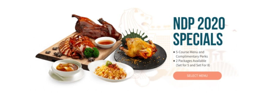 Feast on National Day delights with scrumptious food from YQueue!