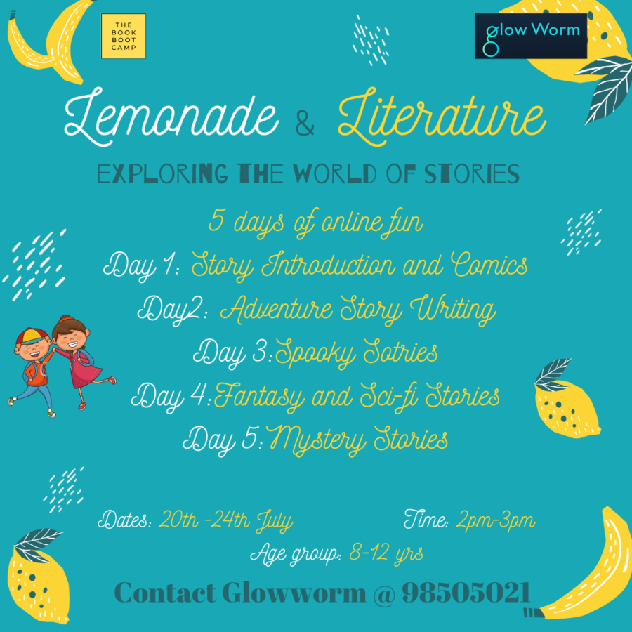 Lemonade and Literature