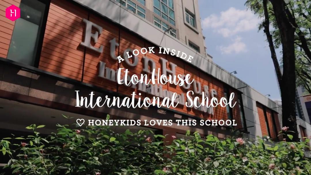 Engaged learning at EtonHouse International School