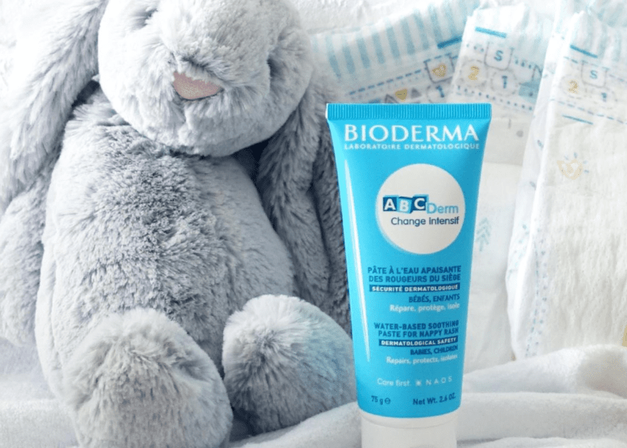 Bioderma ABCDerm products for your baby