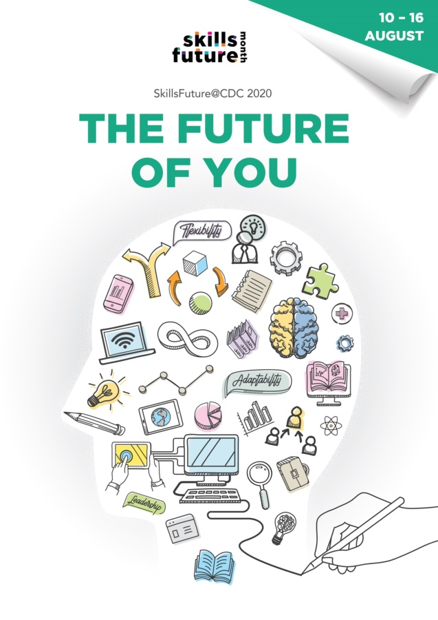 SkillsFuture@CDC 2020 - 'The Future of You'