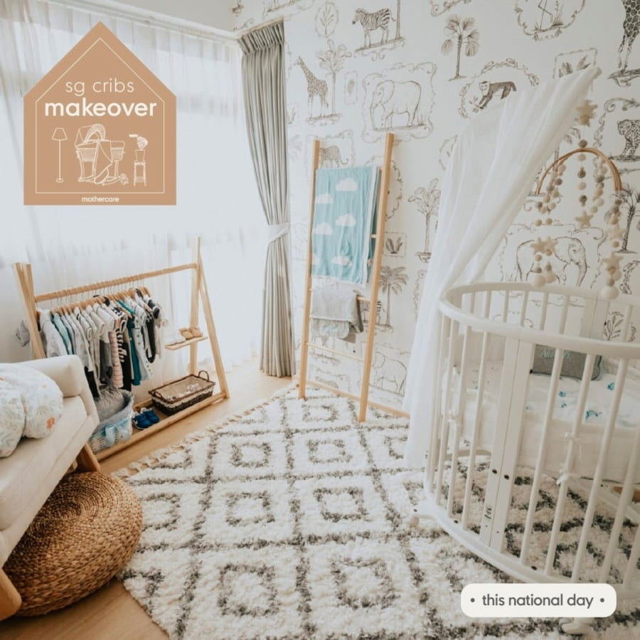 Competition alert: Curate your own baby crib with Mothercare!