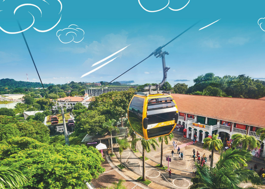 Head over to Sentosa with the family this September!