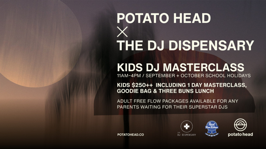 Potato Head: Kids DJ Masterclasses