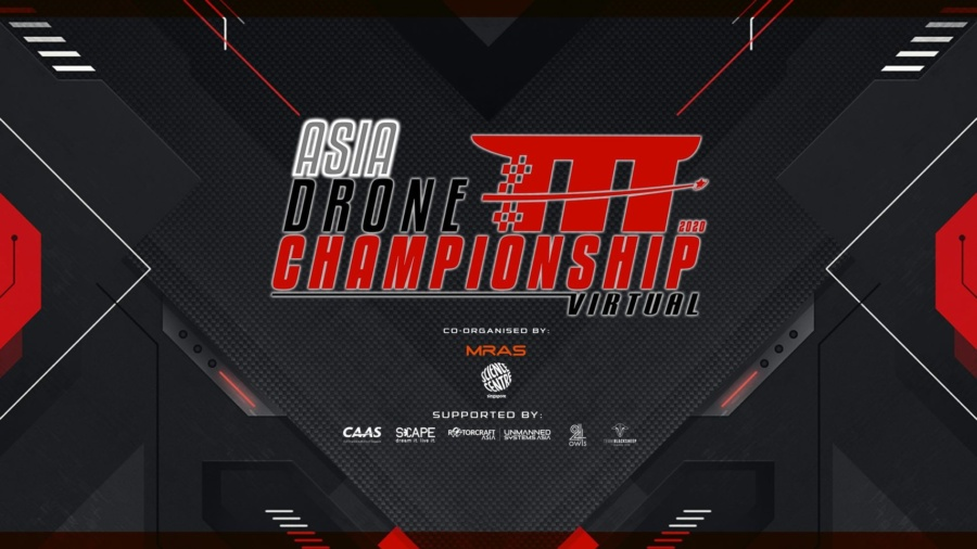 Participate in the virtual Asia Drone Championship 2020