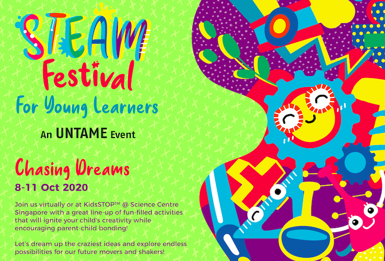 STEAM Festival for Young Learners